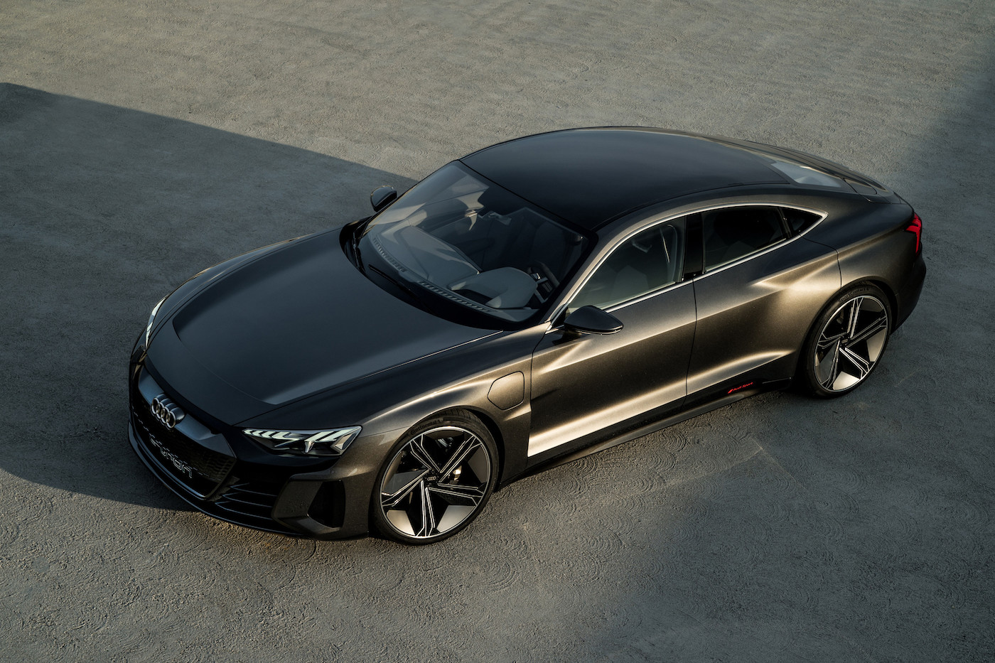 Audi introduces the e-tron GT concept: The all-electric 590 hp sedan 3