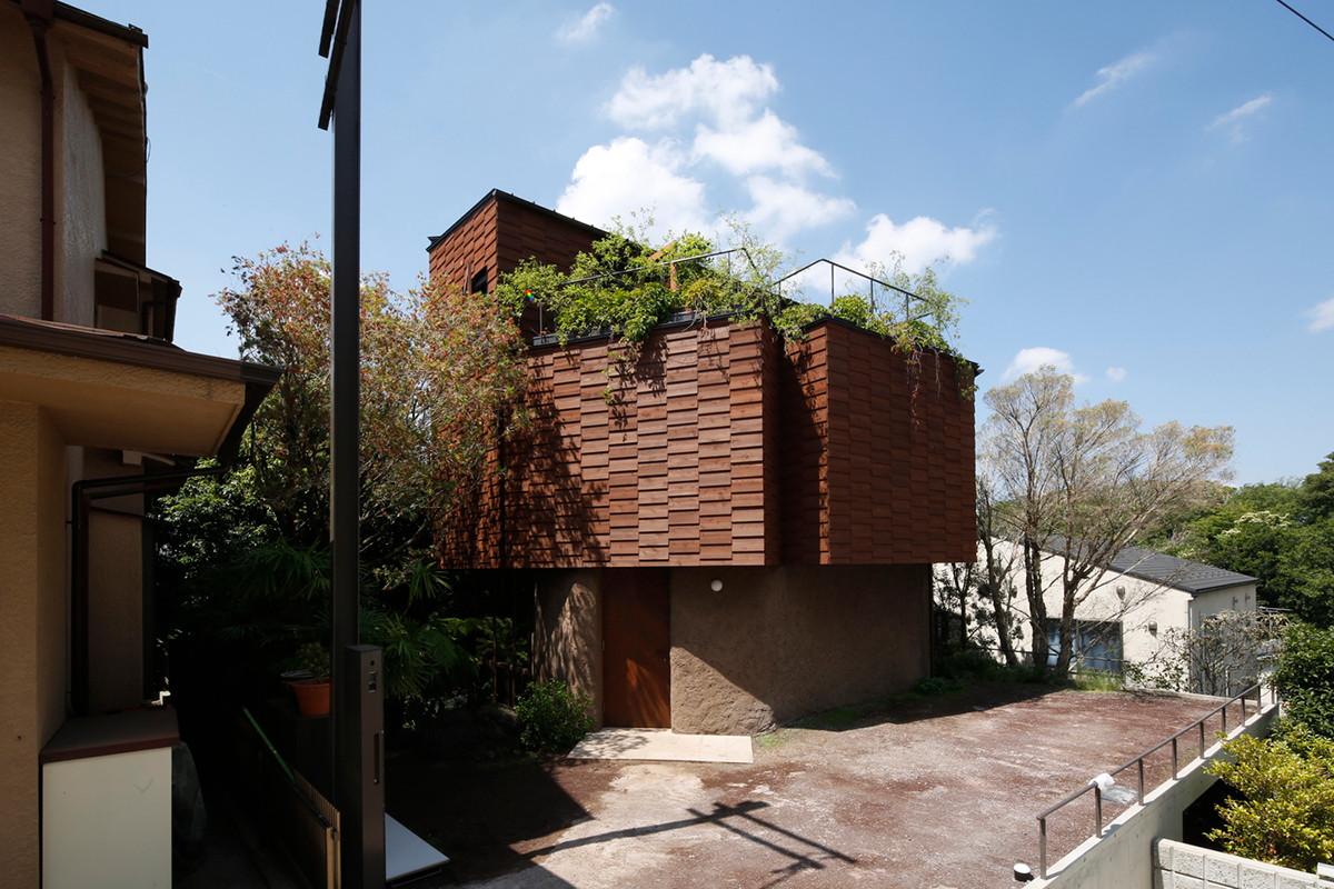 Ein Baumhaus im Dschungel von Tokio 7