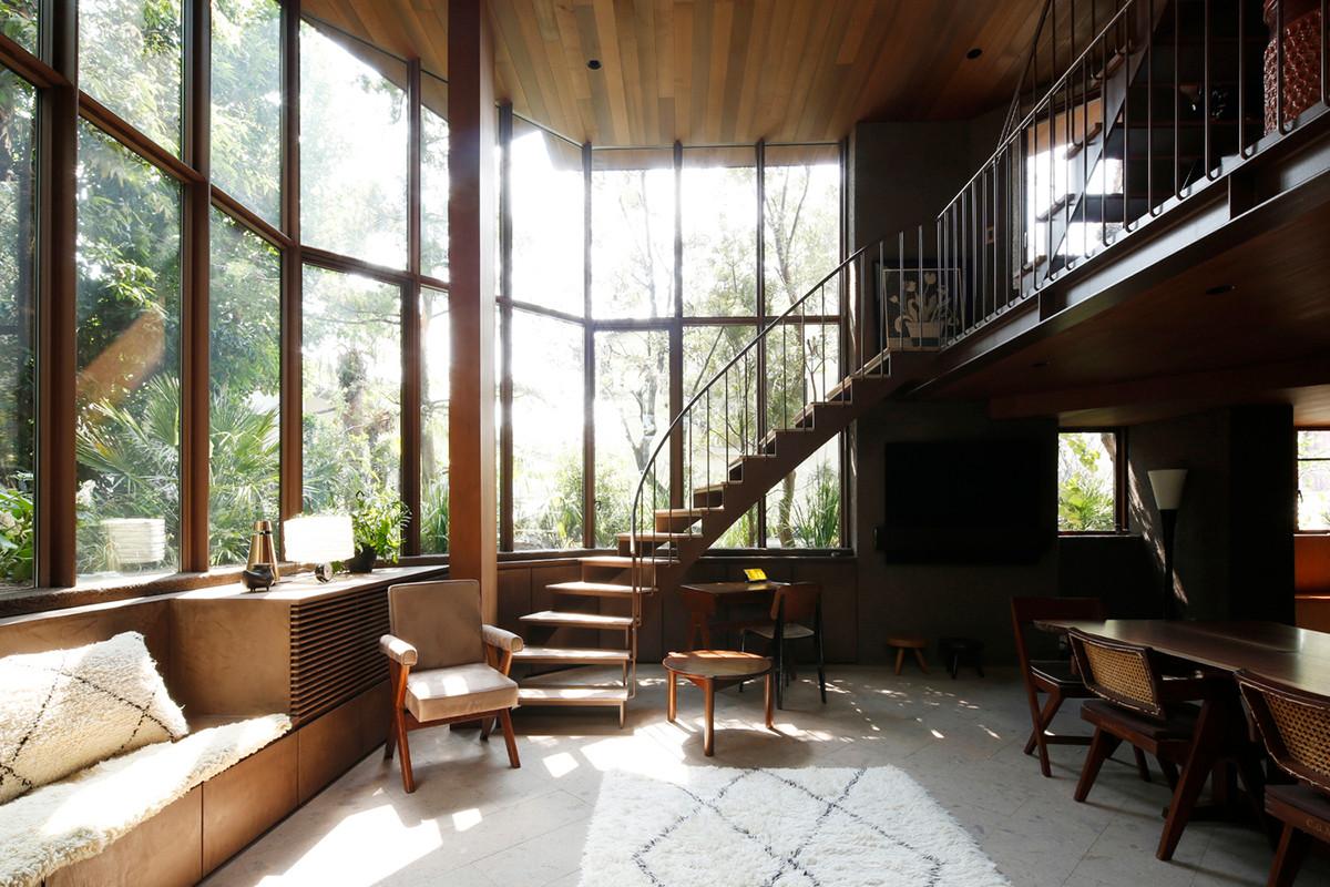Ein Baumhaus im Dschungel von Tokio 5