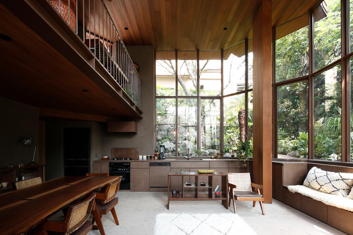 Ein Baumhaus im Dschungel von Tokio 4