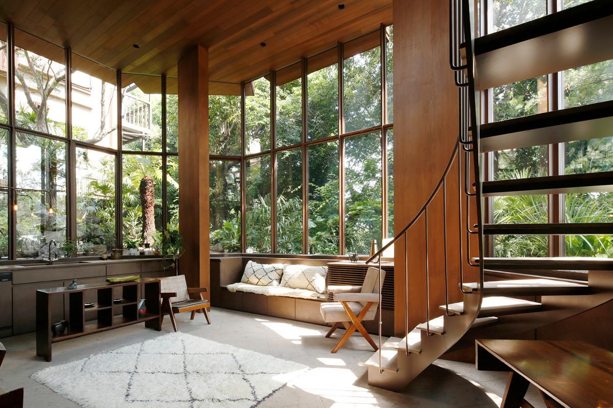 Ein Baumhaus im Dschungel von Tokio 3
