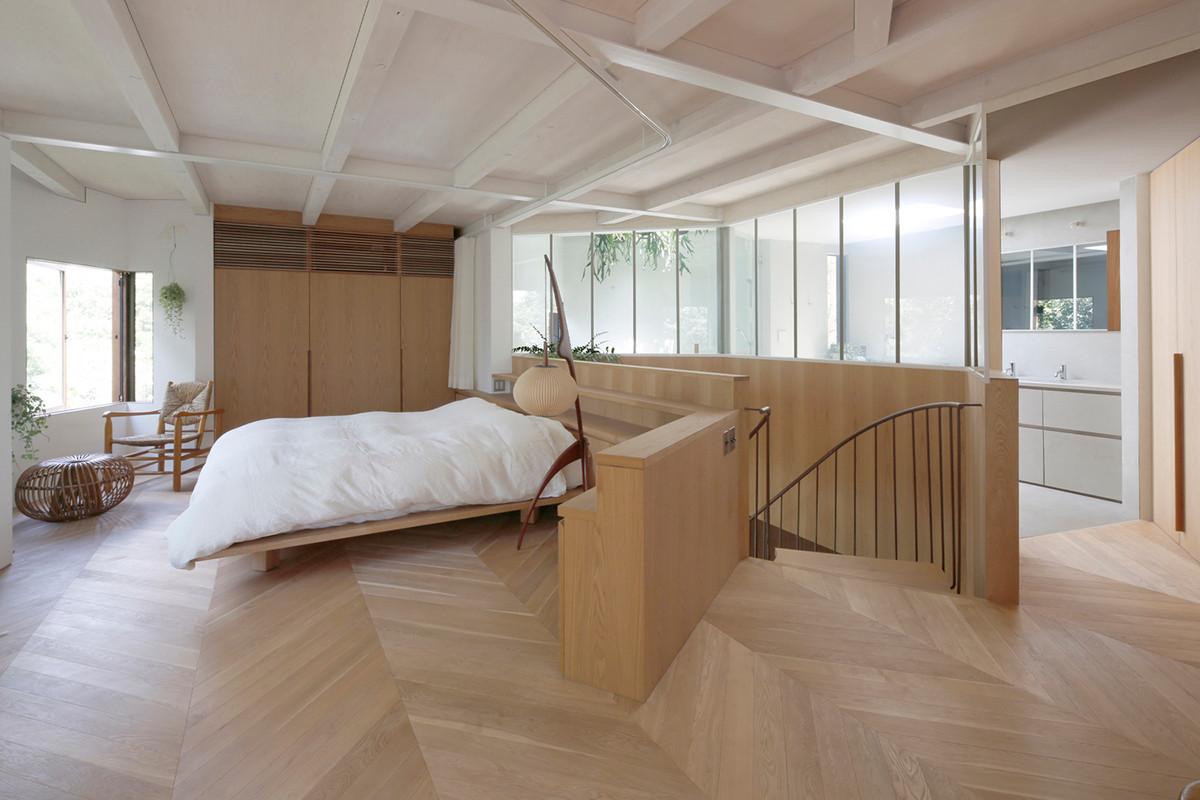 Ein Baumhaus im Dschungel von Tokio 11