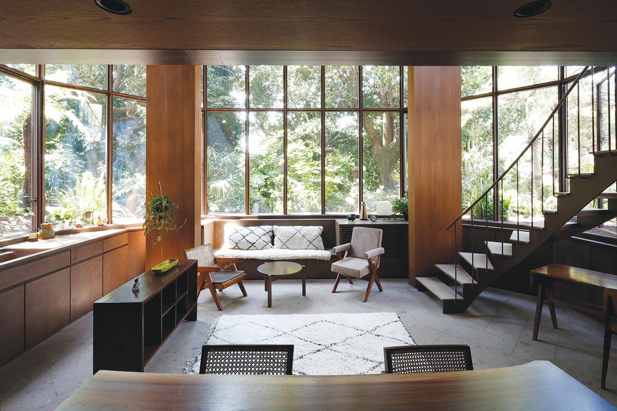 Ein Baumhaus im Dschungel von Tokio 6