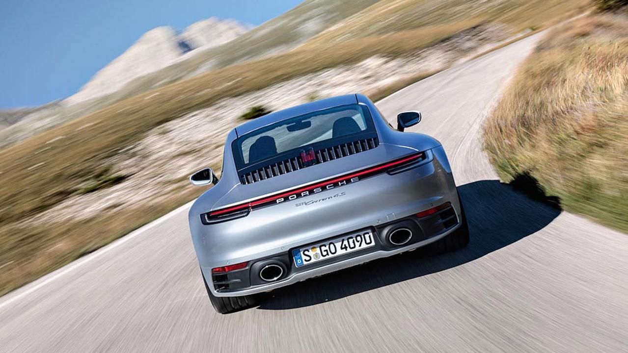Der neue Porsche 911: Stärker, schneller, digital 4