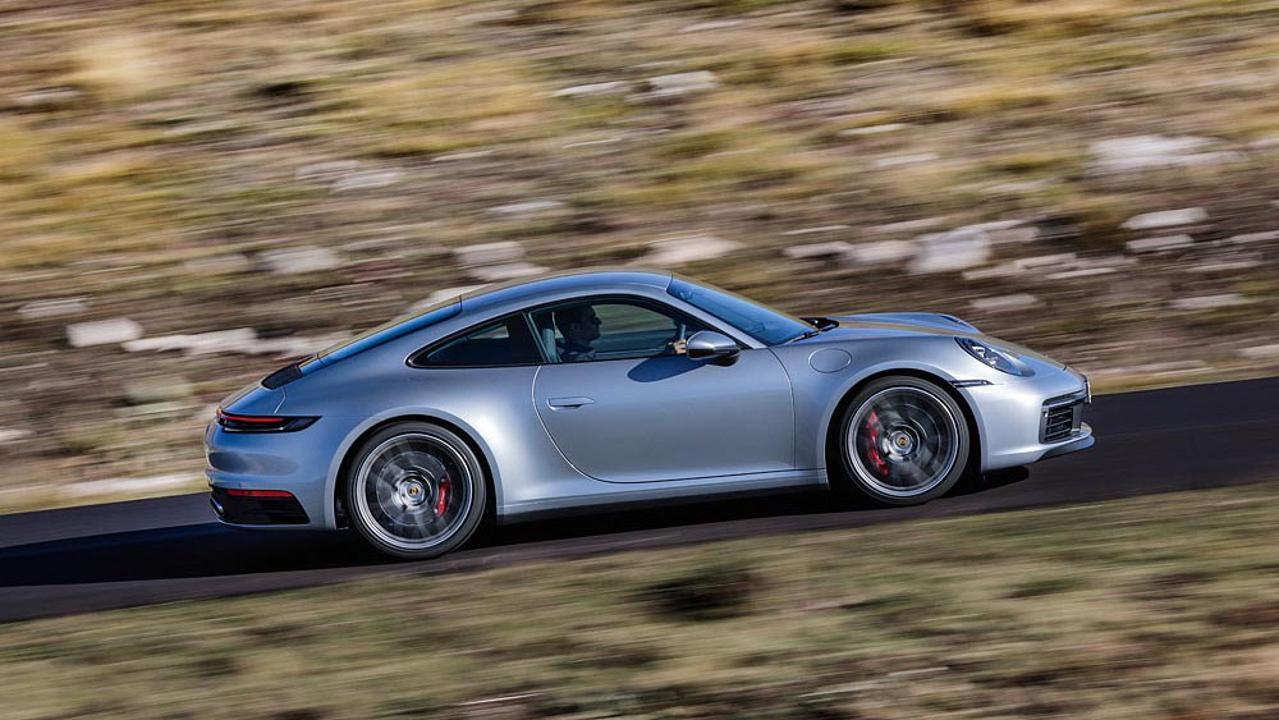 Der neue Porsche 911: Stärker, schneller, digital 3