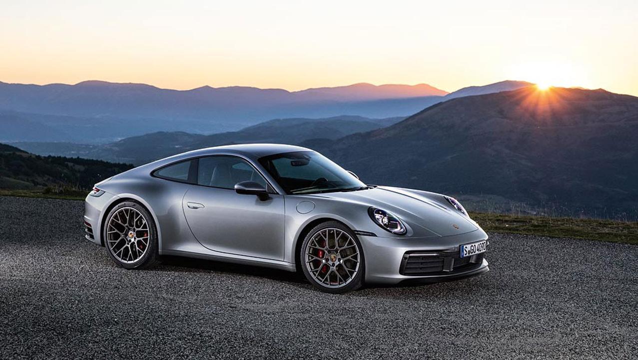 Der neue Porsche 911: Stärker, schneller, digital 1