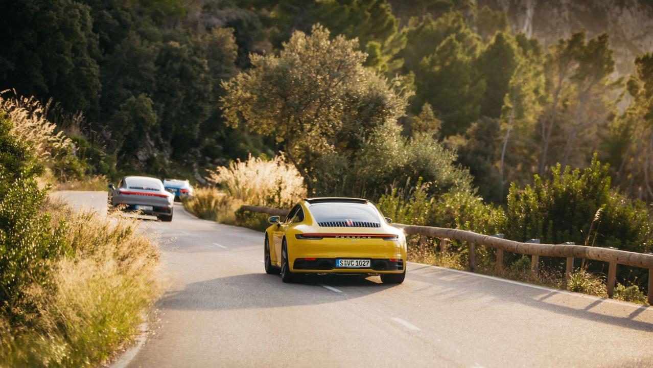 Der neue Porsche 911: Stärker, schneller, digital 6