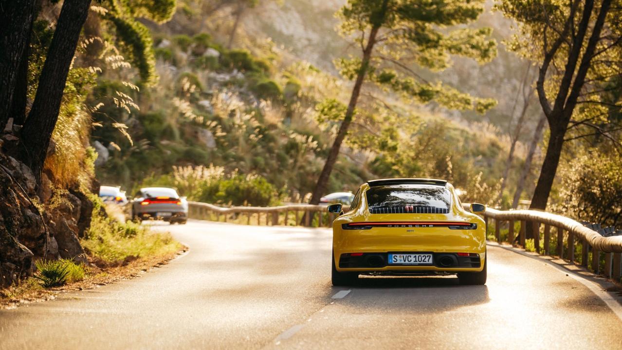 Der neue Porsche 911: Stärker, schneller, digital 7