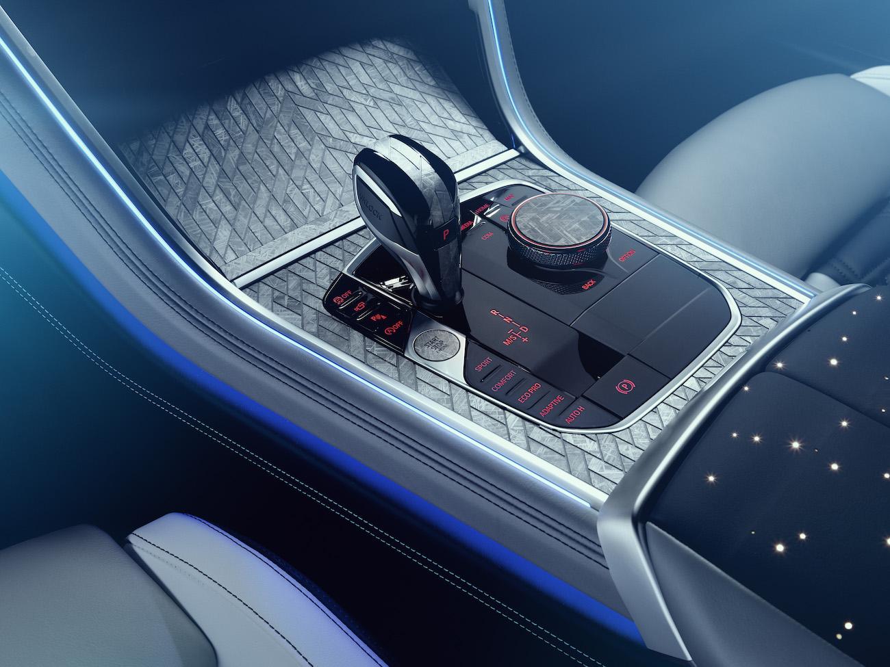 Nicht von dieser Welt: Der BMW 850i Night Sky 5