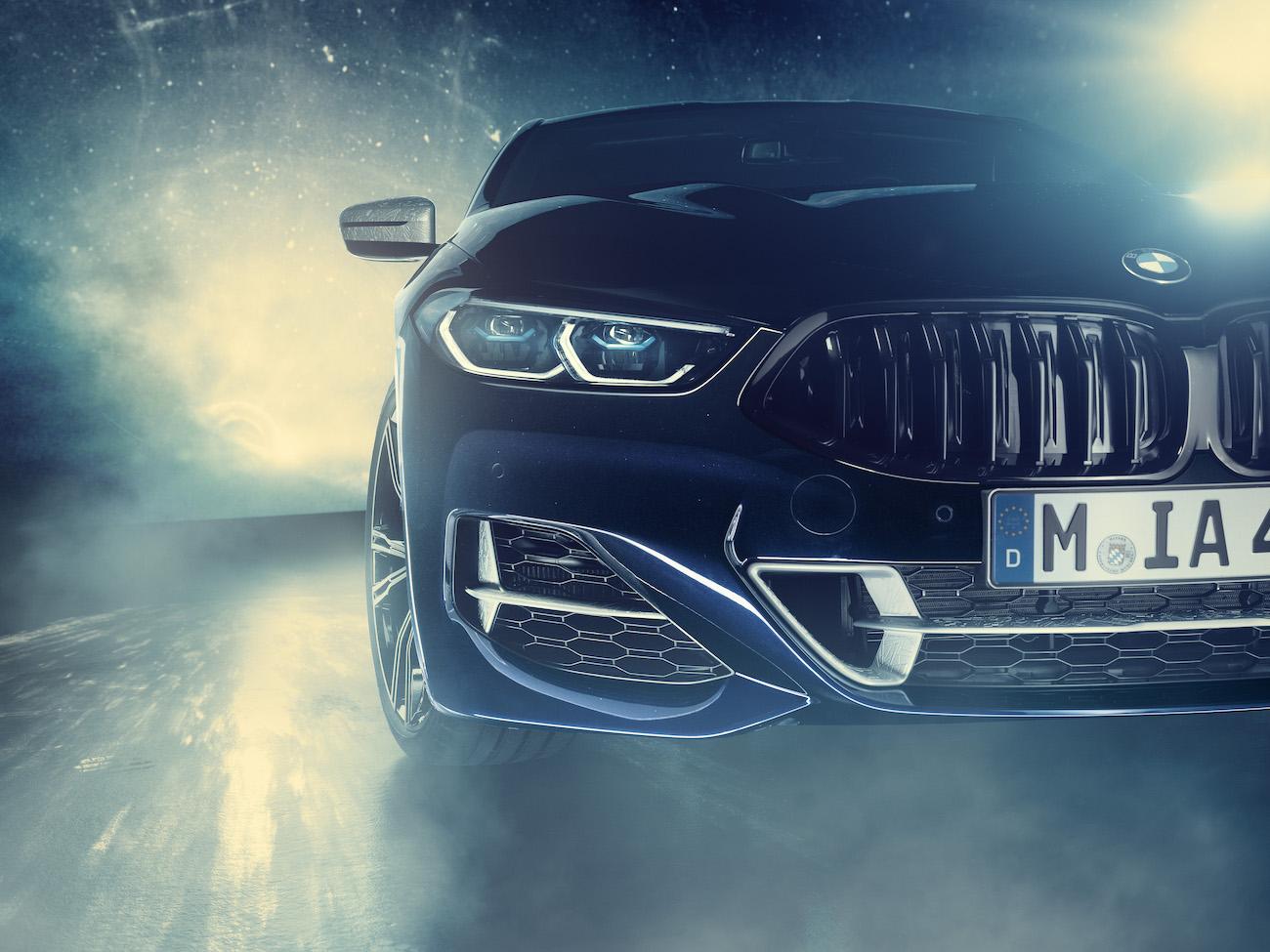 Nicht von dieser Welt: Der BMW 850i Night Sky 2