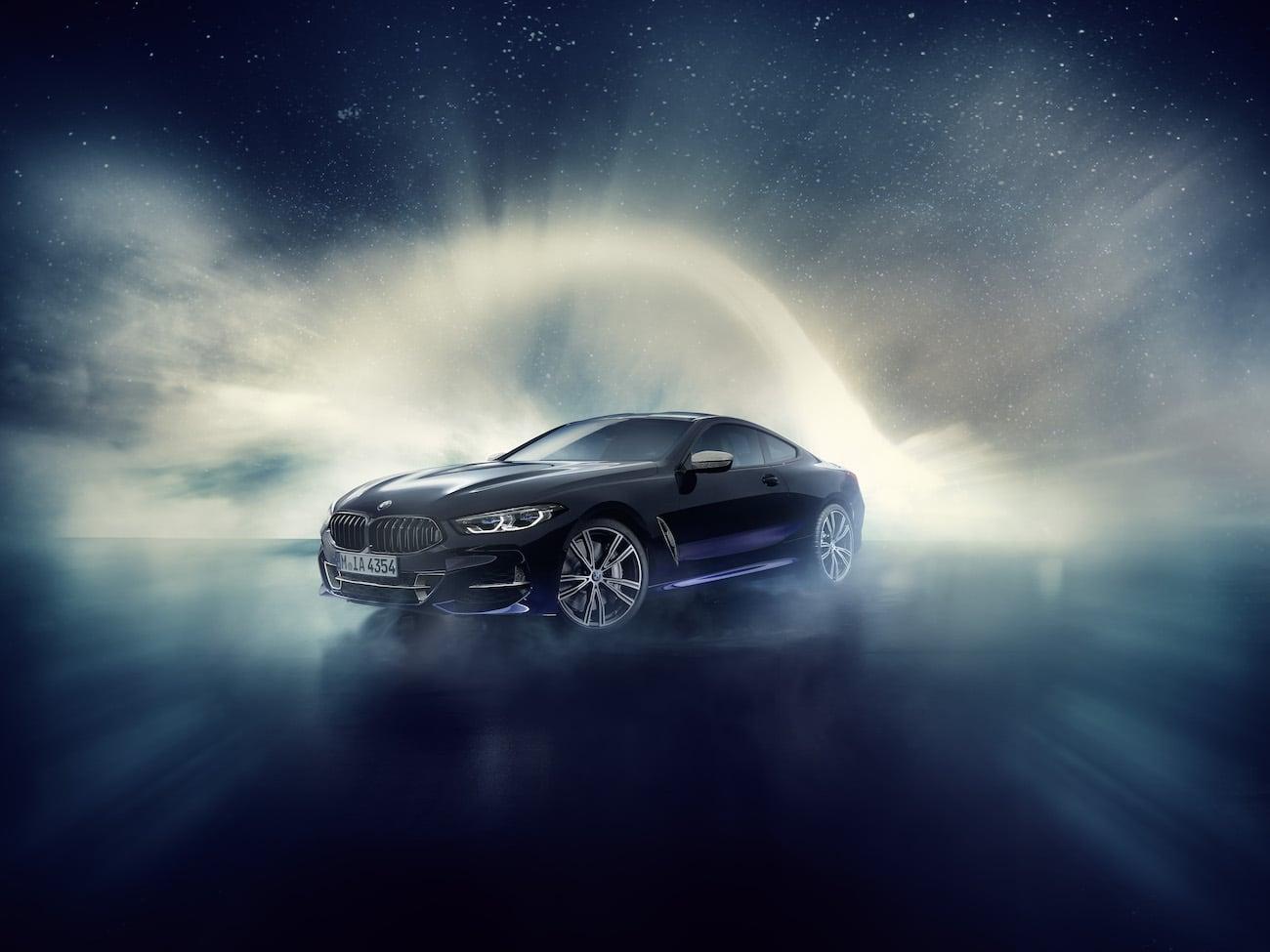 Nicht von dieser Welt: Der BMW 850i Night Sky 1
