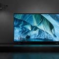 CES 2019: SONY stellt den ersten 8K Fernseher vor
