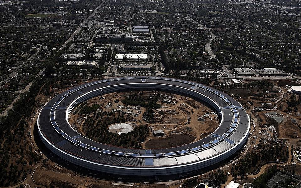 Apple baut einen 1-Milliarden-Dollar Campus in Austin
