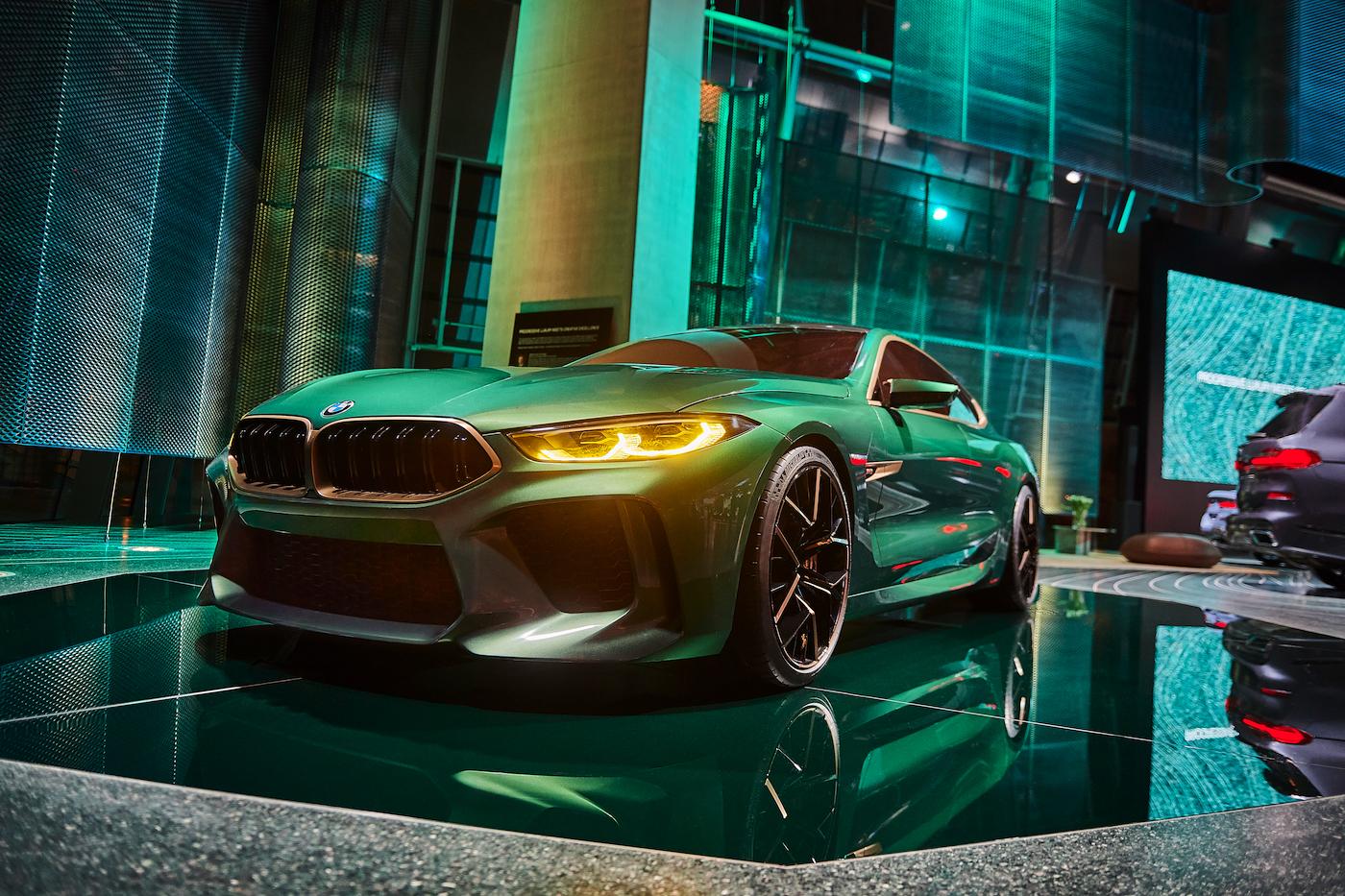 Die Design-Kollaboration zwischen BMW und Patricia Urquiola 5