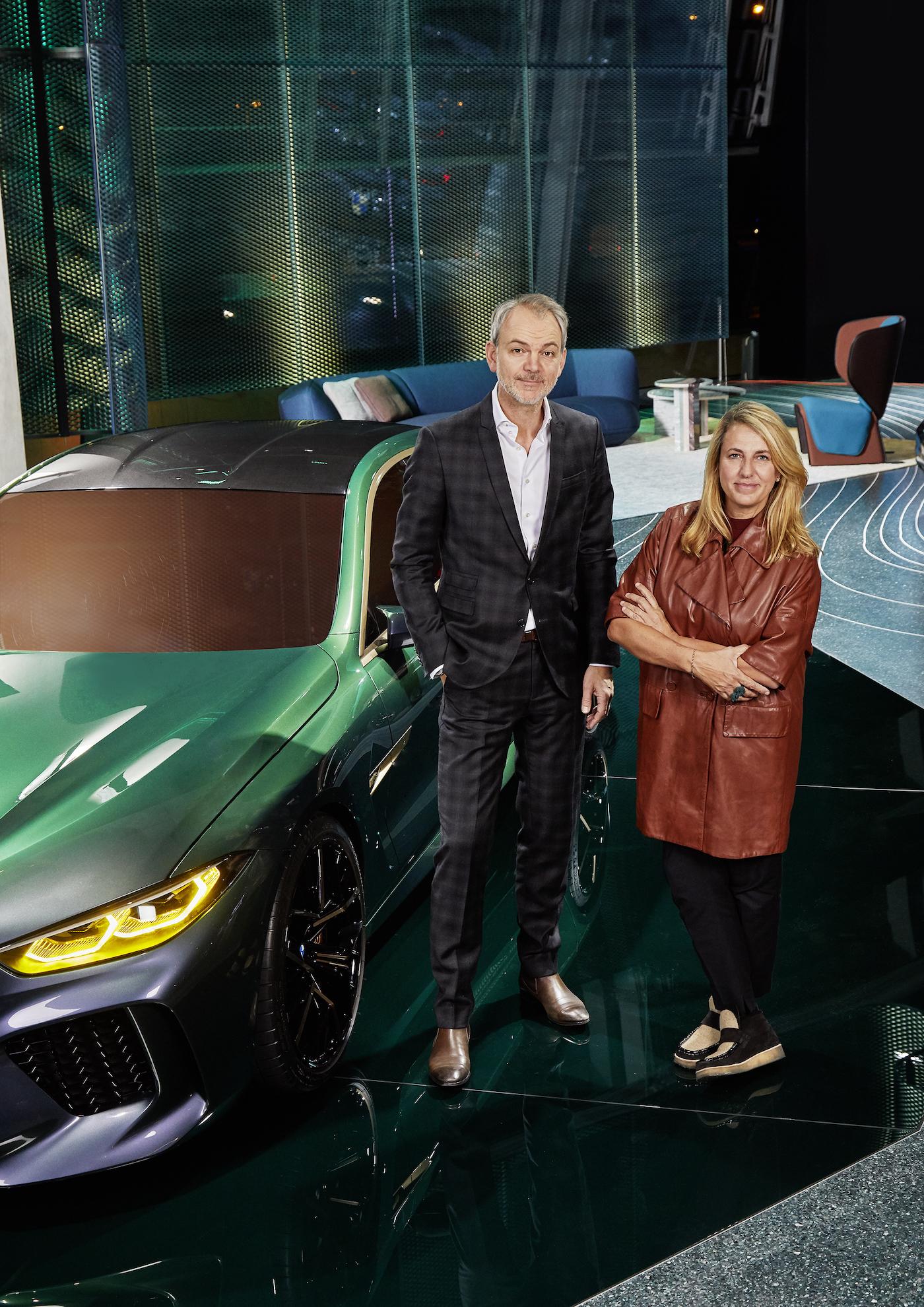 Die Design-Kollaboration zwischen BMW und Patricia Urquiola 16