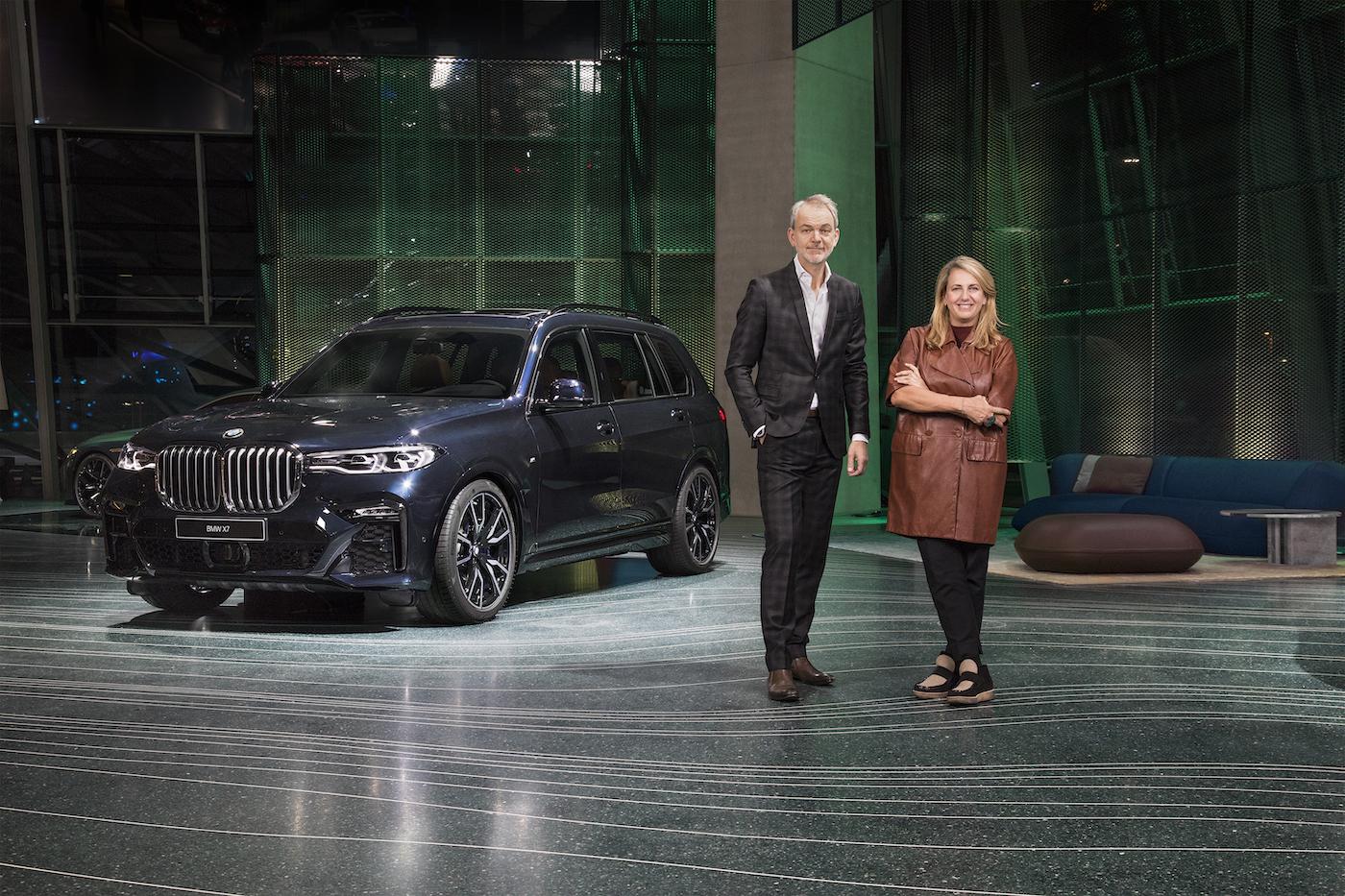 Die Design-Kollaboration zwischen BMW und Patricia Urquiola 2