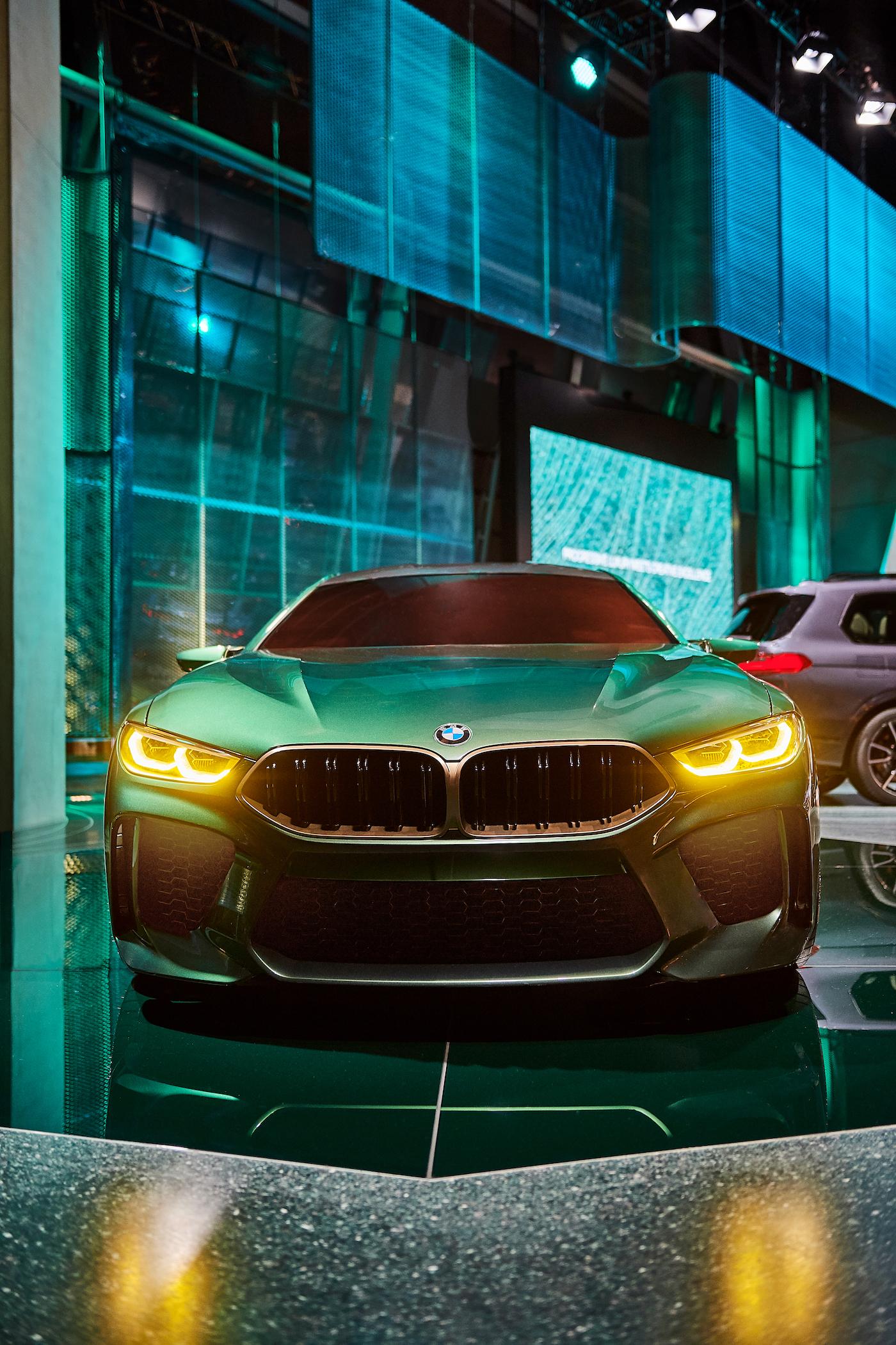 Die Design-Kollaboration zwischen BMW und Patricia Urquiola 11
