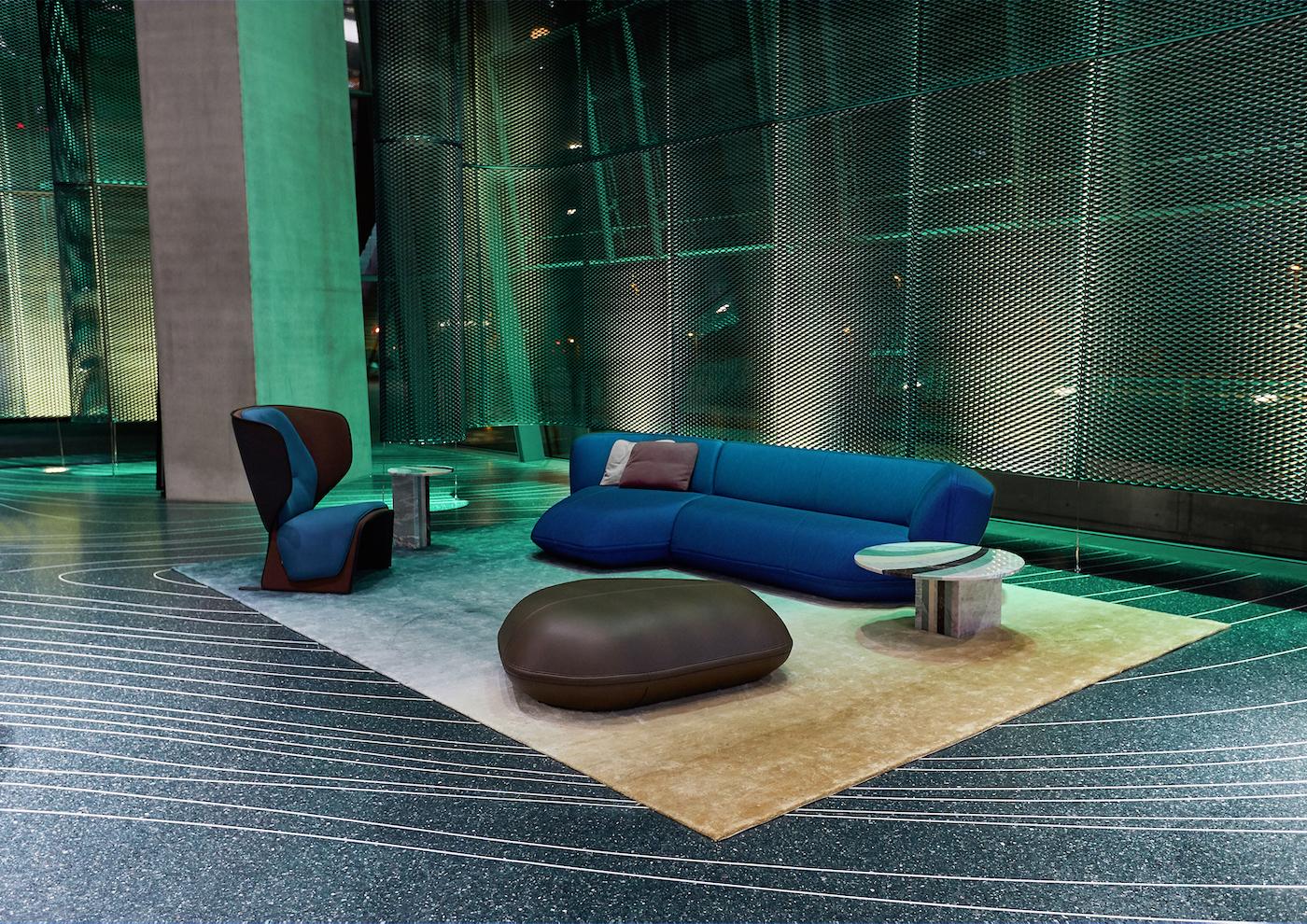 Die Design-Kollaboration zwischen BMW und Patricia Urquiola 3
