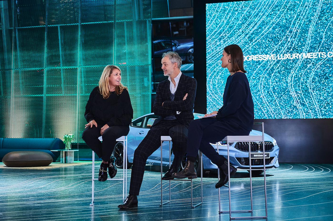 Die Design-Kollaboration zwischen BMW und Patricia Urquiola 1