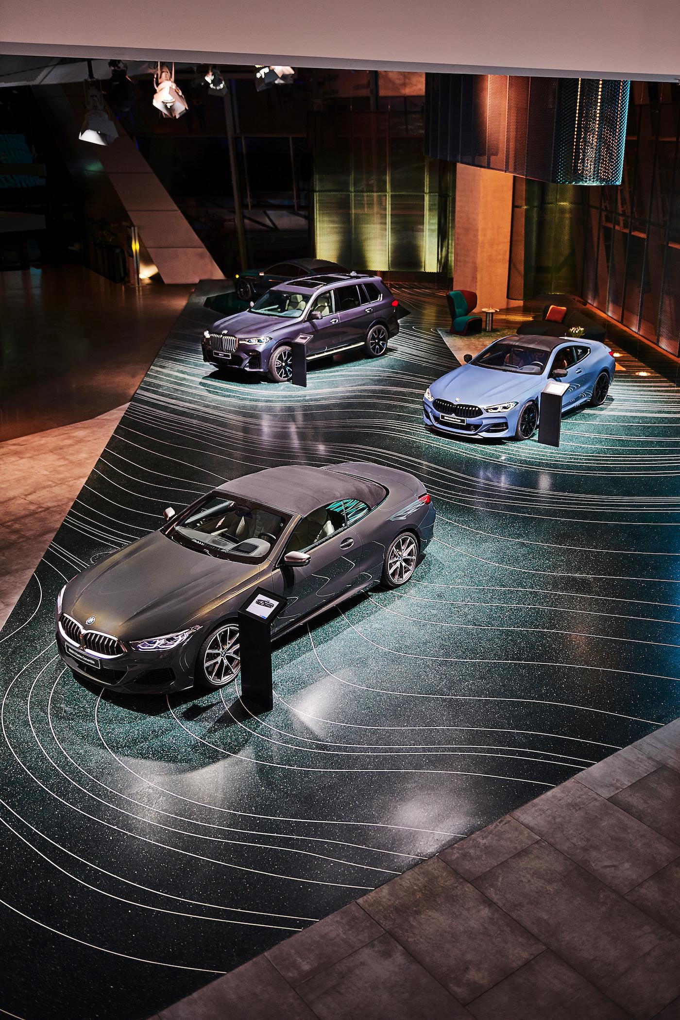 Die Design-Kollaboration zwischen BMW und Patricia Urquiola 12