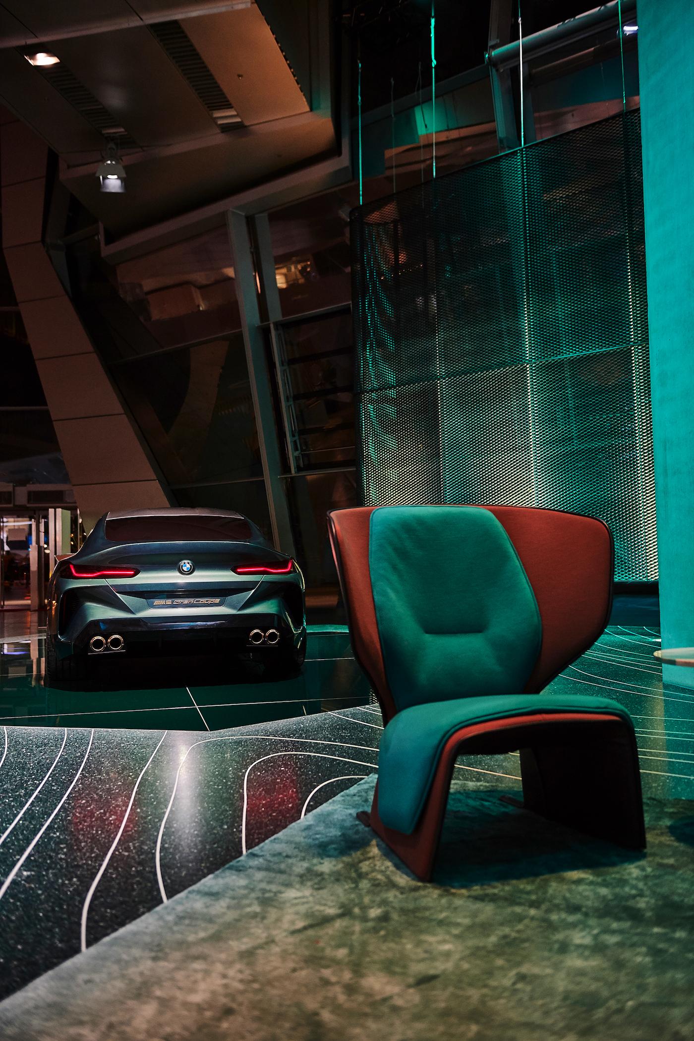 Die Design-Kollaboration zwischen BMW und Patricia Urquiola 13