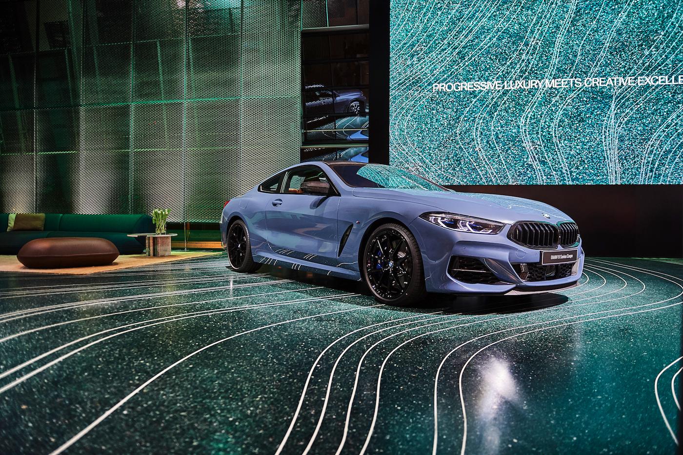 Die Design-Kollaboration zwischen BMW und Patricia Urquiola 8