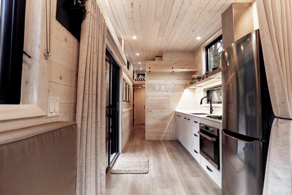 "Camping mit Stil: Die ""Land Ark Draper RV Cabin"" 3"