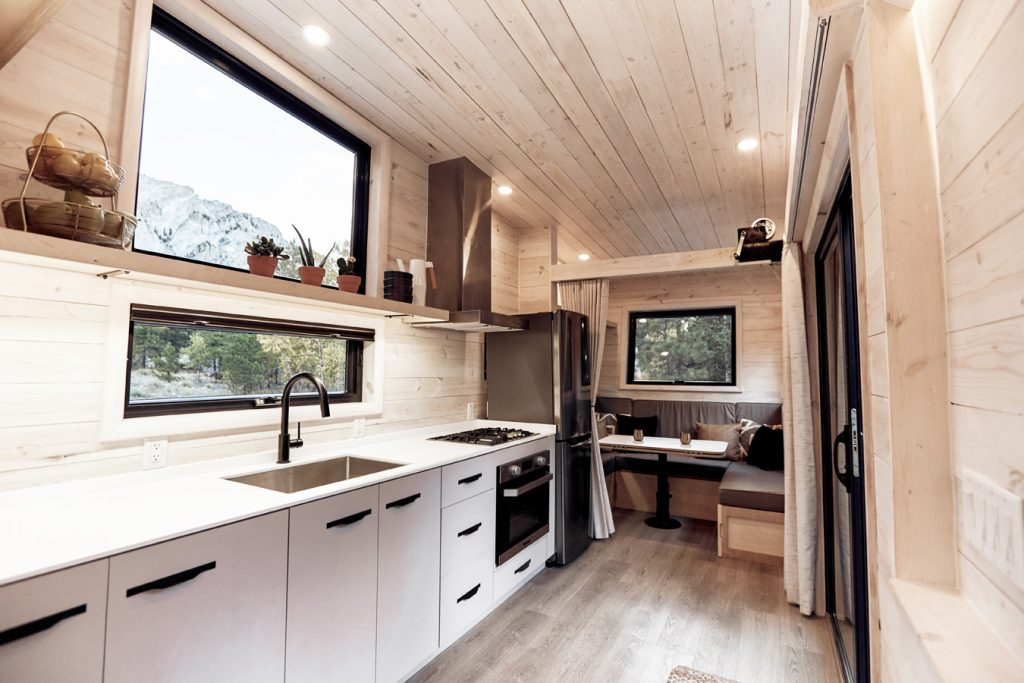 "Camping mit Stil: Die ""Land Ark Draper RV Cabin"" 5"