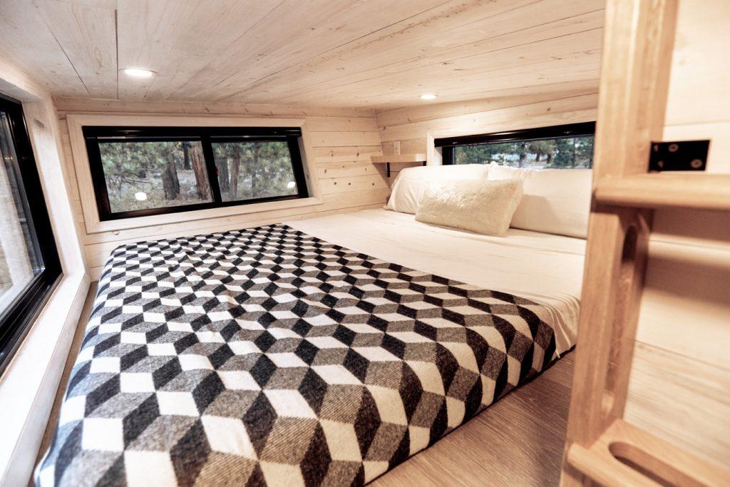 "Camping mit Stil: Die ""Land Ark Draper RV Cabin"" 4"