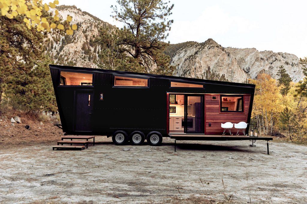 "Camping mit Stil: Die ""Land Ark Draper RV Cabin"" 1"