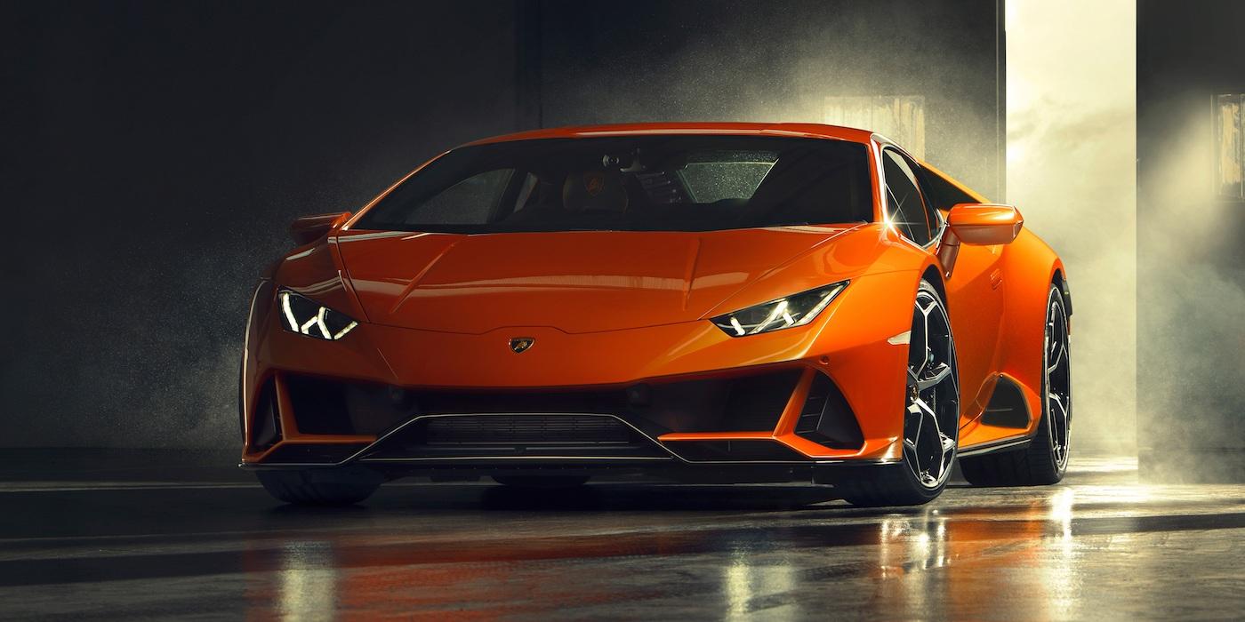 Der neue Lamborghini Huracán EVO 2