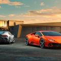 Der neue Lamborghini Huracán EVO