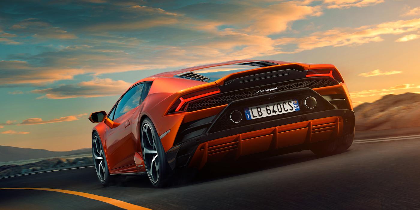 Der neue Lamborghini Huracán EVO 3