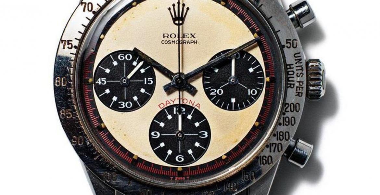 Veteran lässt Rolex schätzen: Als er den unglaublichen Wert hört, fällt er um