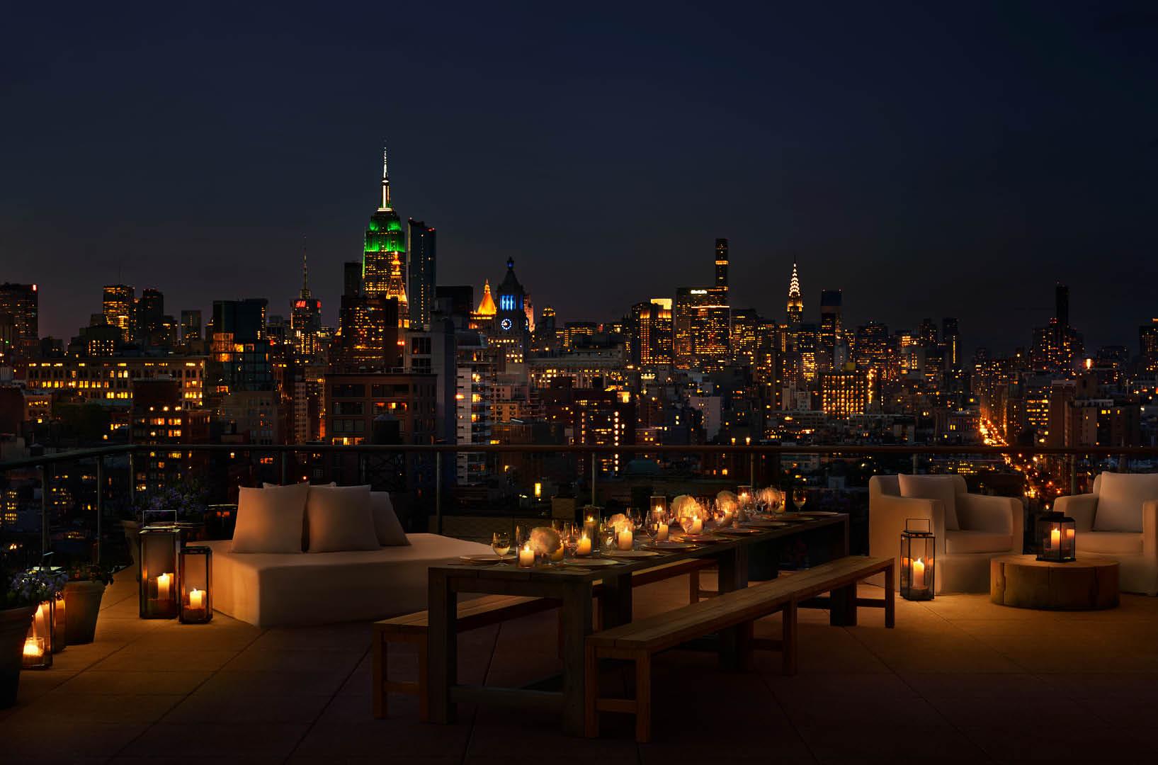 Das wohl angesagteste Hotel in SoHo, NYC: Das Public Hotel von Studio 54-Gründer Ian Schrager 19