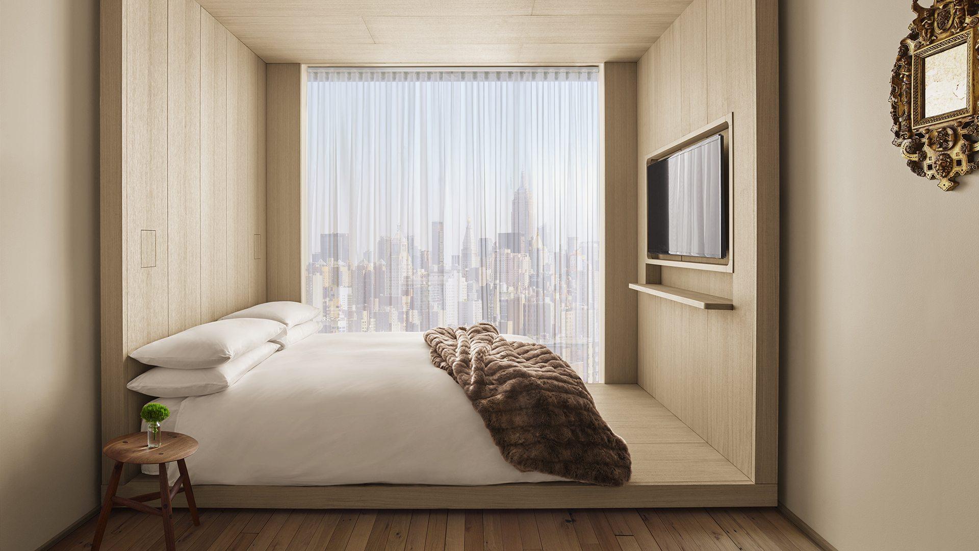 Das wohl angesagteste Hotel in SoHo, NYC: Das Public Hotel von Studio 54-Gründer Ian Schrager 9