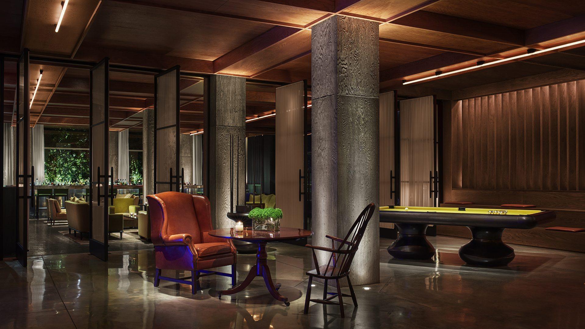 Das wohl angesagteste Hotel in SoHo, NYC: Das Public Hotel von Studio 54-Gründer Ian Schrager 5