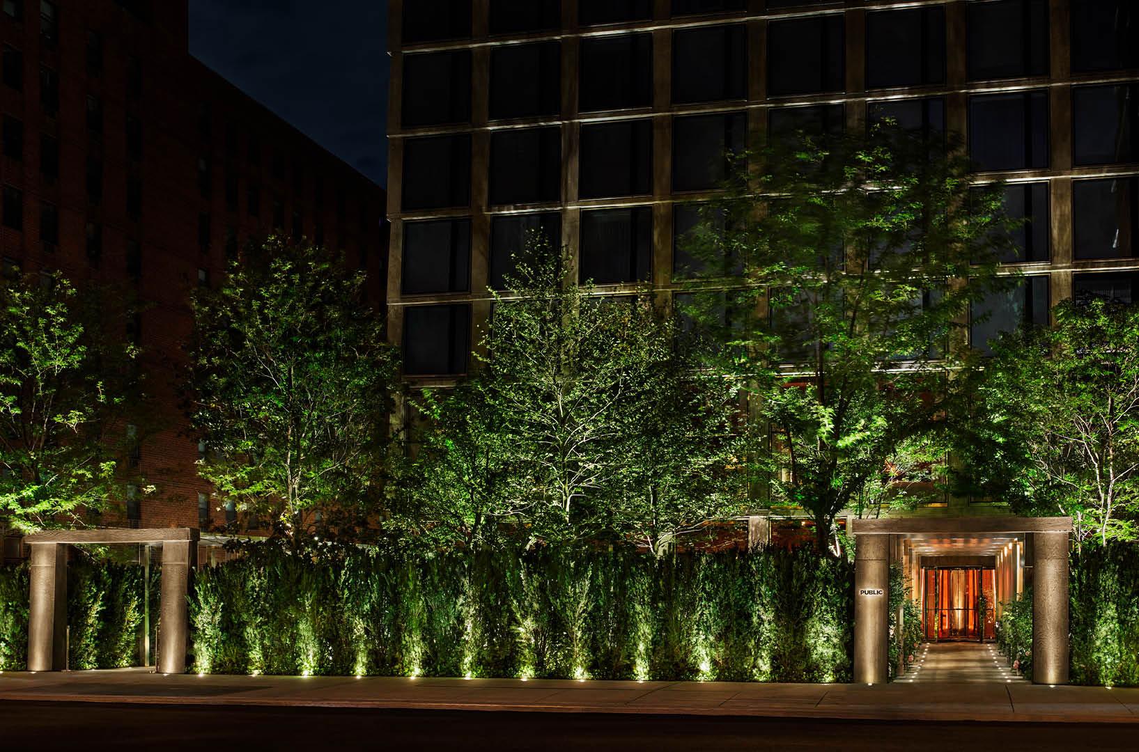 Das wohl angesagteste Hotel in SoHo, NYC: Das Public Hotel von Studio 54-Gründer Ian Schrager 3