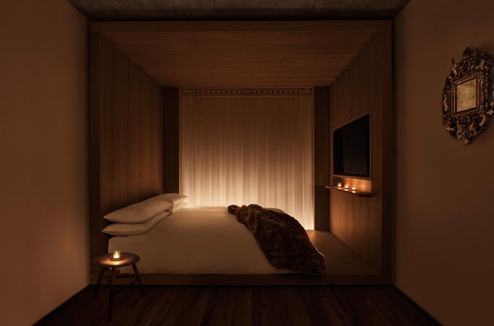 Das wohl angesagteste Hotel in SoHo, NYC: Das Public Hotel von Studio 54-Gründer Ian Schrager 10