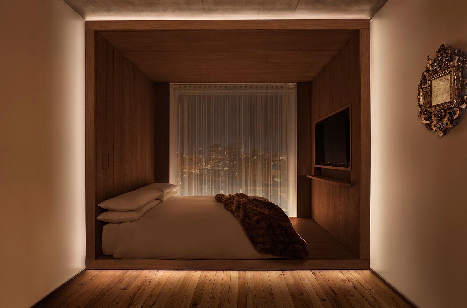 Das wohl angesagteste Hotel in SoHo, NYC: Das Public Hotel von Studio 54-Gründer Ian Schrager 11