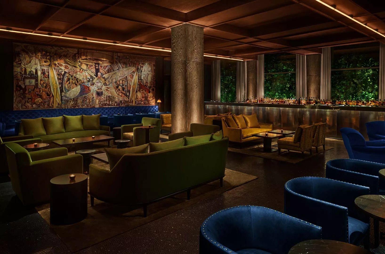 Das wohl angesagteste Hotel in SoHo, NYC: Das Public Hotel von Studio 54-Gründer Ian Schrager 7