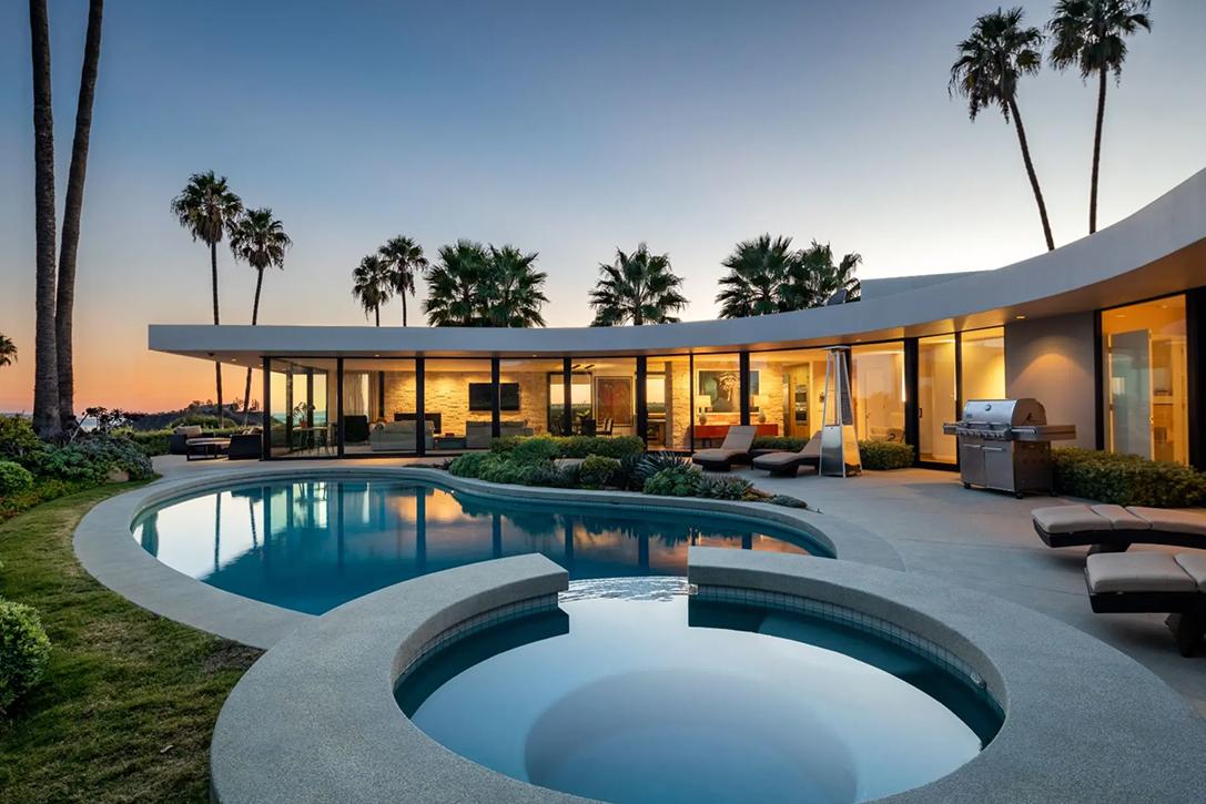 4,5 Millionen Dollar: Das ehemalige Anwesen von Elon Musk steht zum Verkauf 1