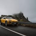 Mit dem Lamborghini Urus durch die wiederentdeckte Stadt Matera