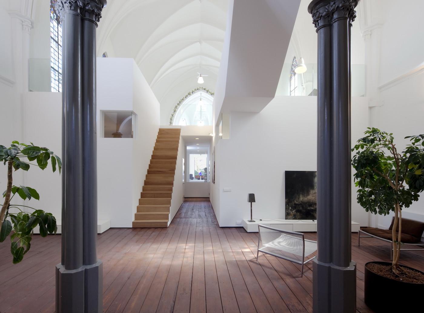 Diese Kirche in den Niederlanden wurde in ein Luxusanwesen umgewandelt 1