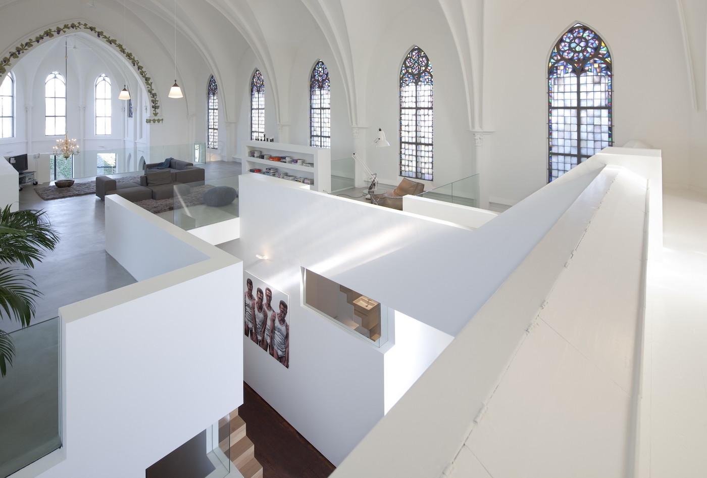 Diese Kirche in den Niederlanden wurde in ein Luxusanwesen umgewandelt 2