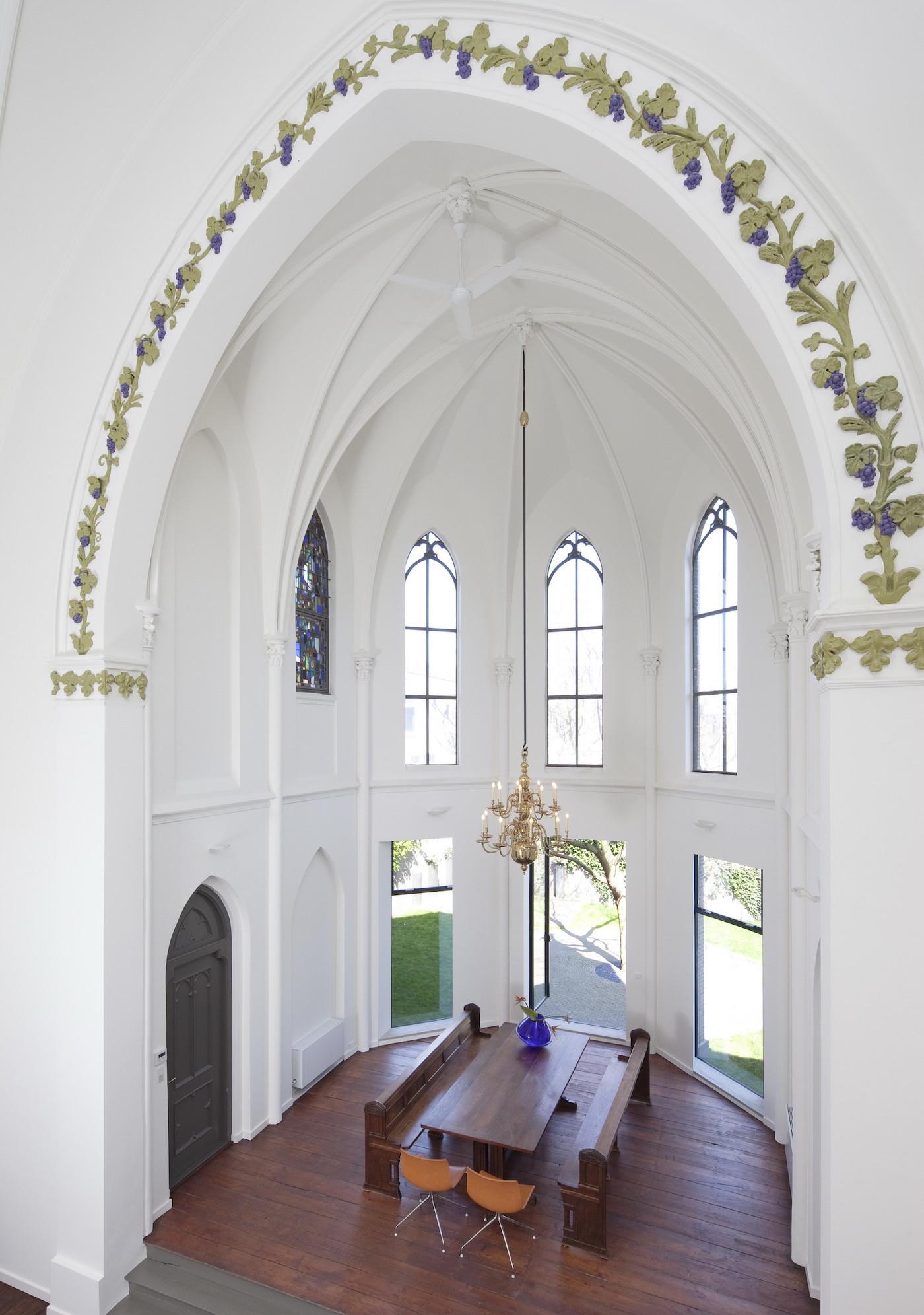 Diese Kirche in den Niederlanden wurde in ein Luxusanwesen umgewandelt 3