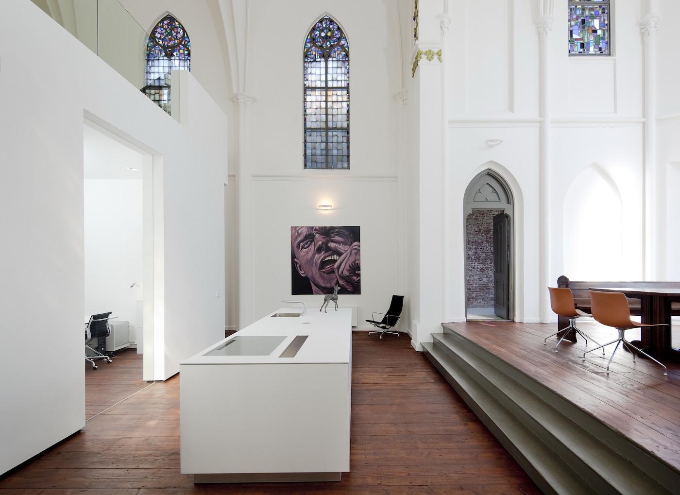 Diese Kirche in den Niederlanden wurde in ein Luxusanwesen umgewandelt 5