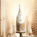 Cuvèe Sensorium stellt ersten Champagner in Porzellanflasche vor
