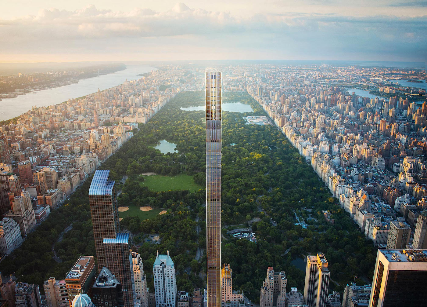 A House Like a Needle: Living In One of The World's Tallest Buildings in New York City 1
