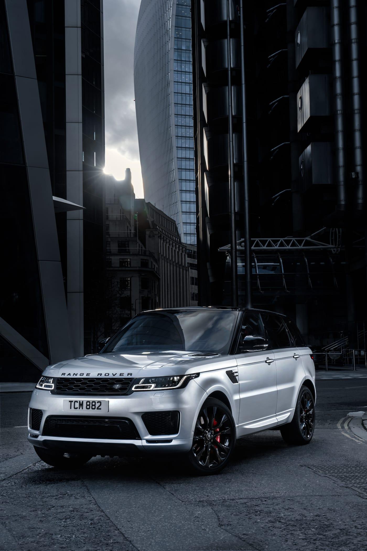 Effizienter Luxus: Das Range Rover Sport HST Sondermodell 11